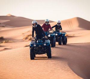 Excursión en Quad Desierto Marruecos