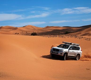vTour 4 días de Marrakech a Fez via Desierto