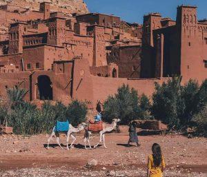 viaje al desierto desde Marrakech