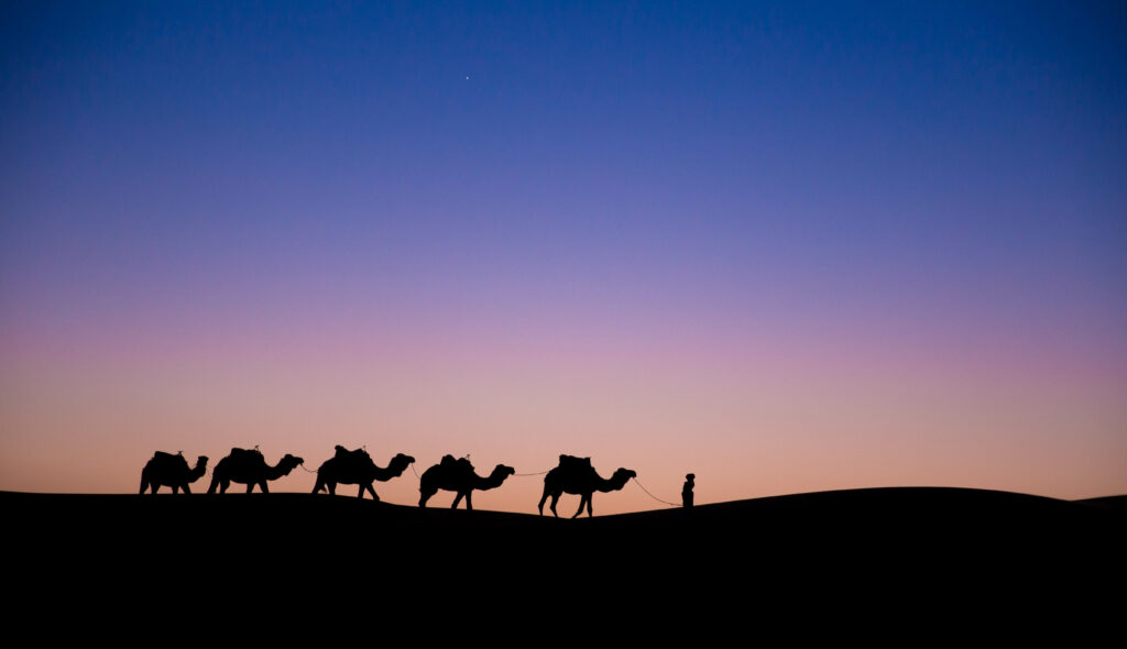 Viajes de lujo a Marruecos