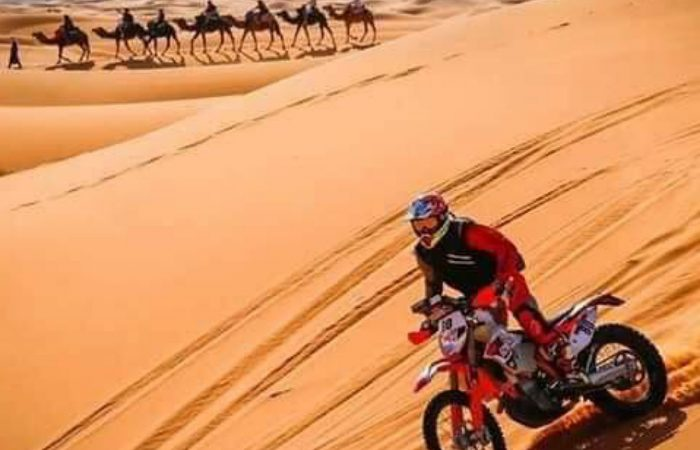 Viajes en Moto a Marruecos - Aventuras en el Desierto