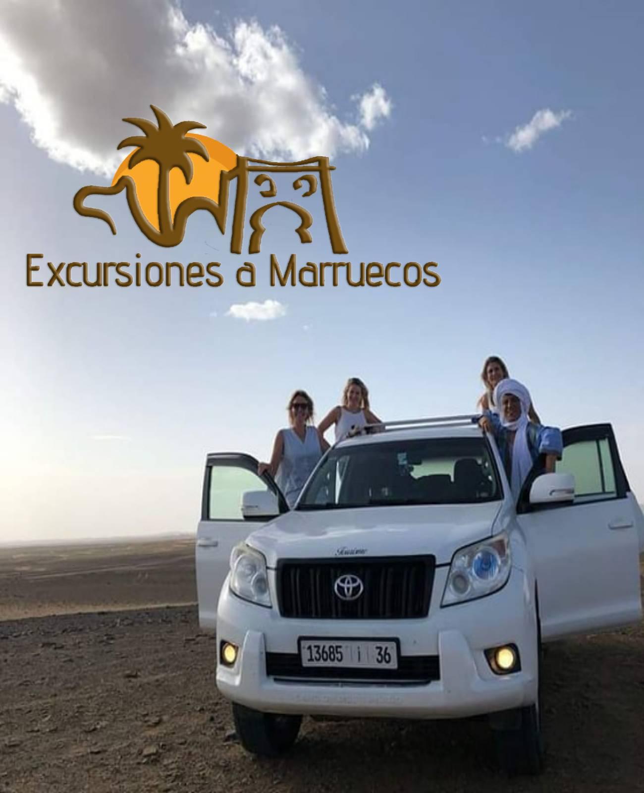 Excursiones y viajes a Marruecos