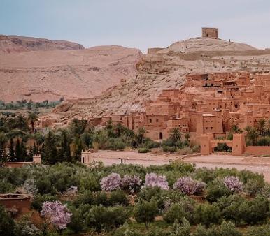 Ruta de 4 dias desde Fez a Marrakech