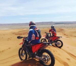 Ruta de 5 días en Moto por Marruecos