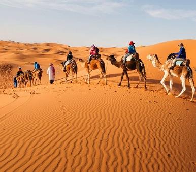 Tour de 11 día en Marruecos - Tánger a Marrakech
