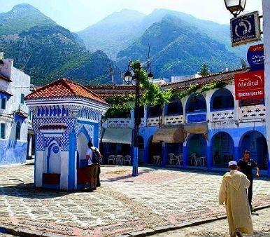 Tour 4 dias Marrakech a Chefchaouen