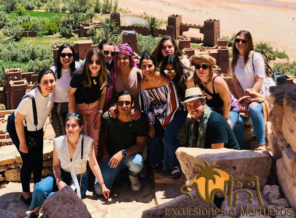 Viajes de estudiantes a Marruecos