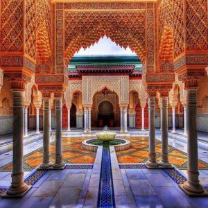 Viaje de 7 días desde Marrakech al Desierto y Fez