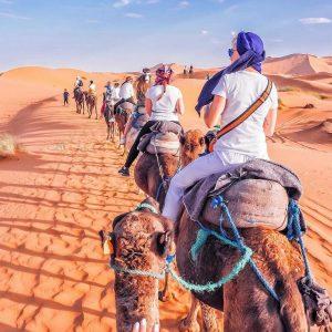 Viaje 3 Dias de Fez a Marrakech