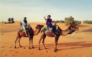 Desierto erg Chegaga viaje 3 Dias